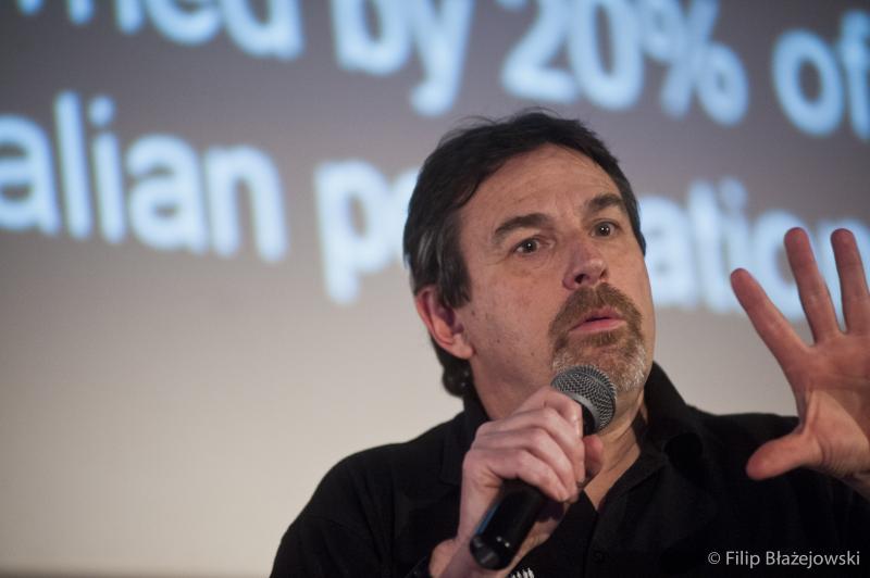 Vorankündigung: Peter Taylor im April in Düsseldorf