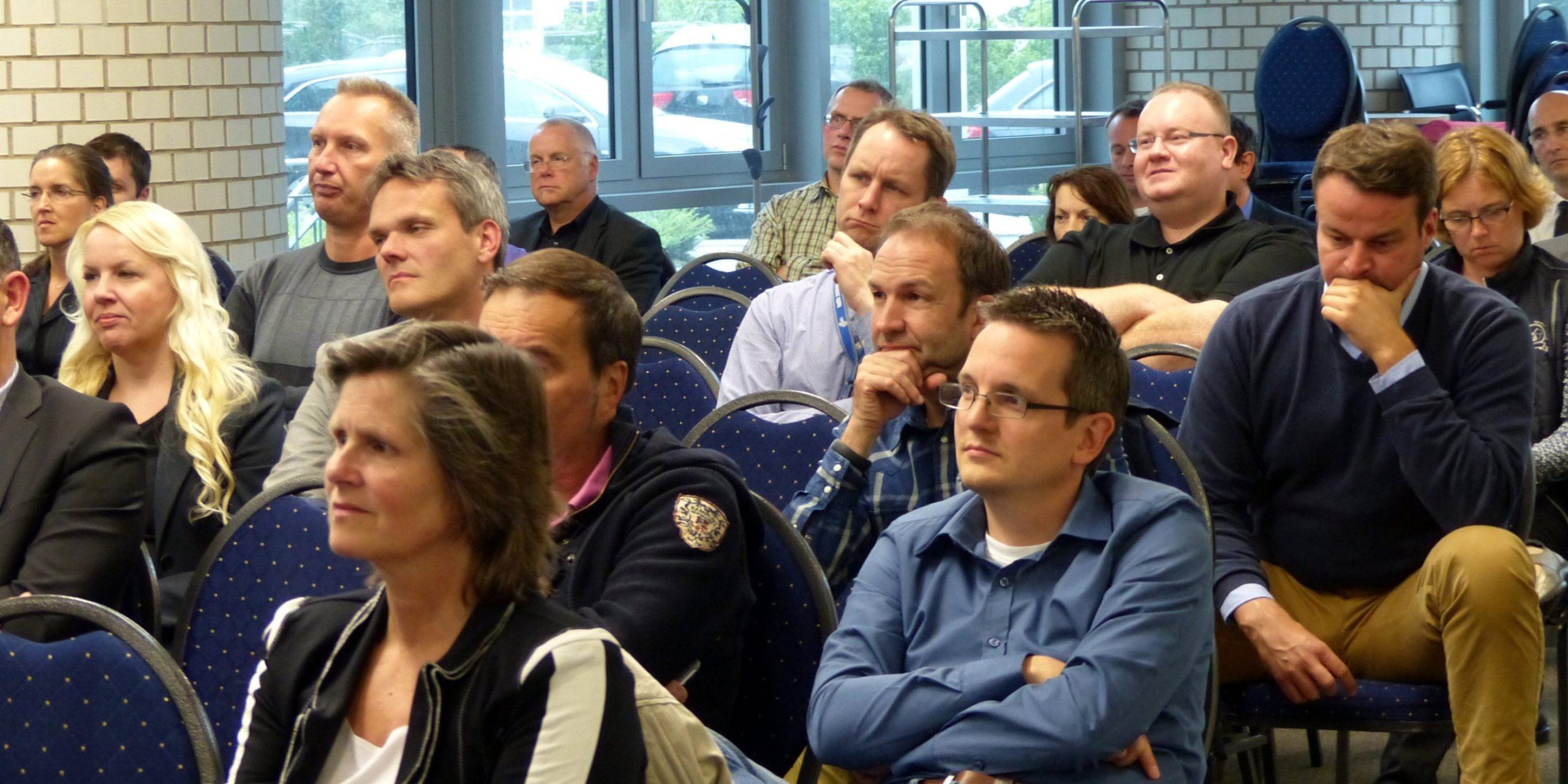 Rückblick Chaptermeeting vom 22.06.2015 im ABC Tower in Köln-Porz