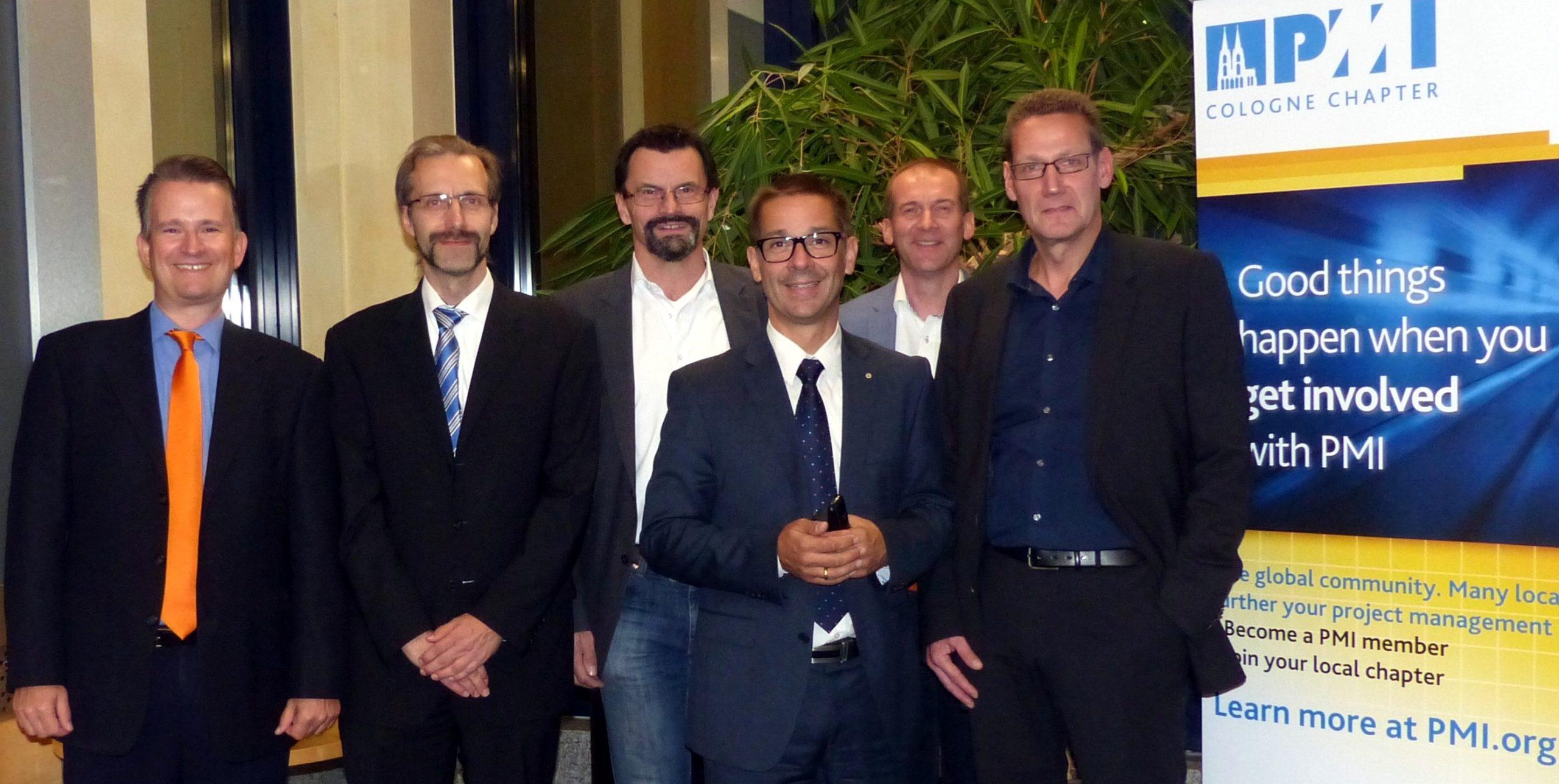 Rückblick Chaptermeeting vom 1. Okt. 2015 in Bonn Pützchen
