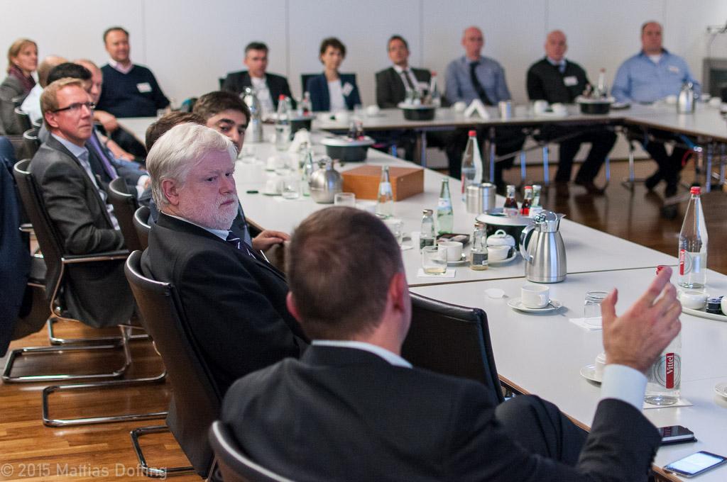 Rückblick PMI Köln Chapter Dinnermeeting 2015