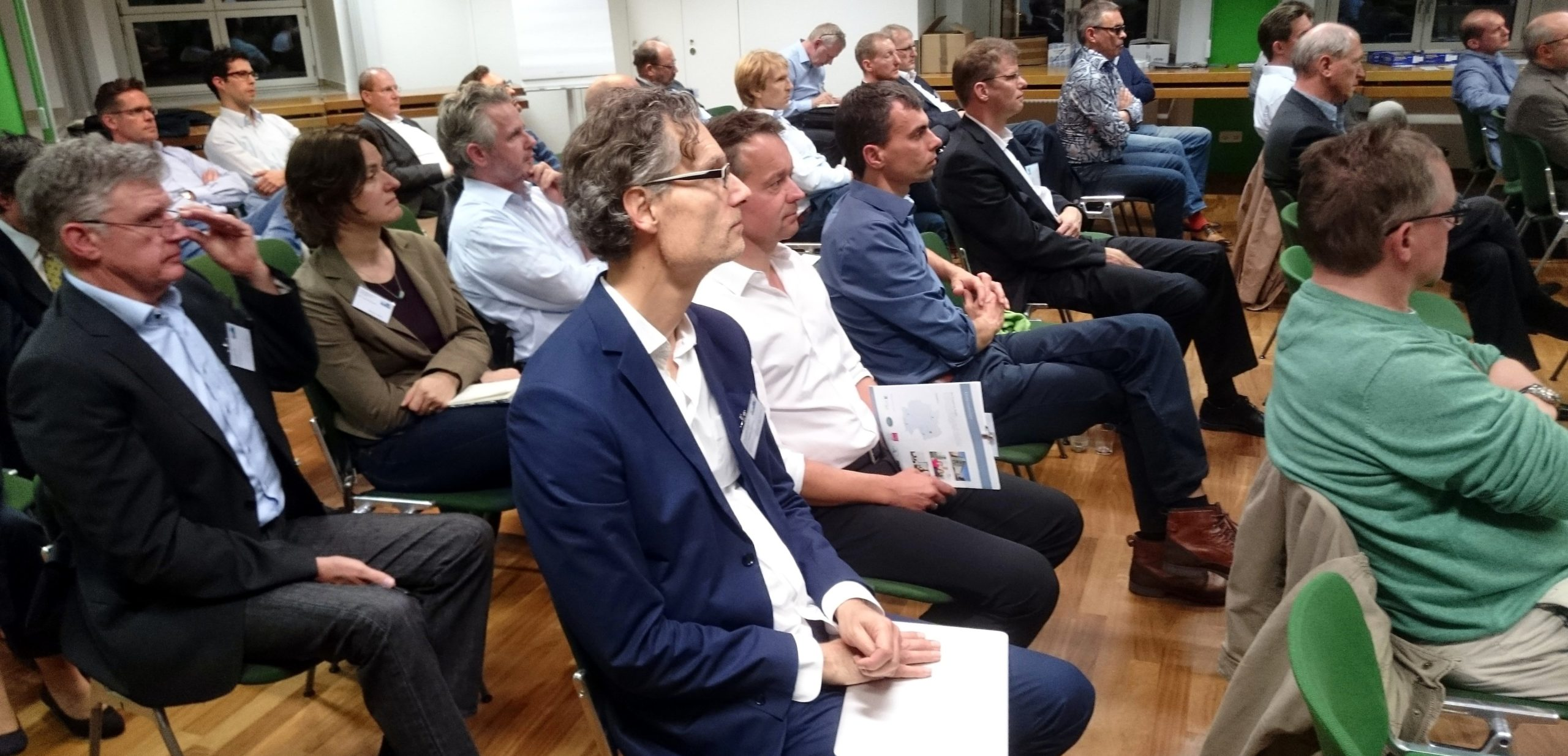 Rückblick: Chapter-Meeting am 20.10.2017 in Essen