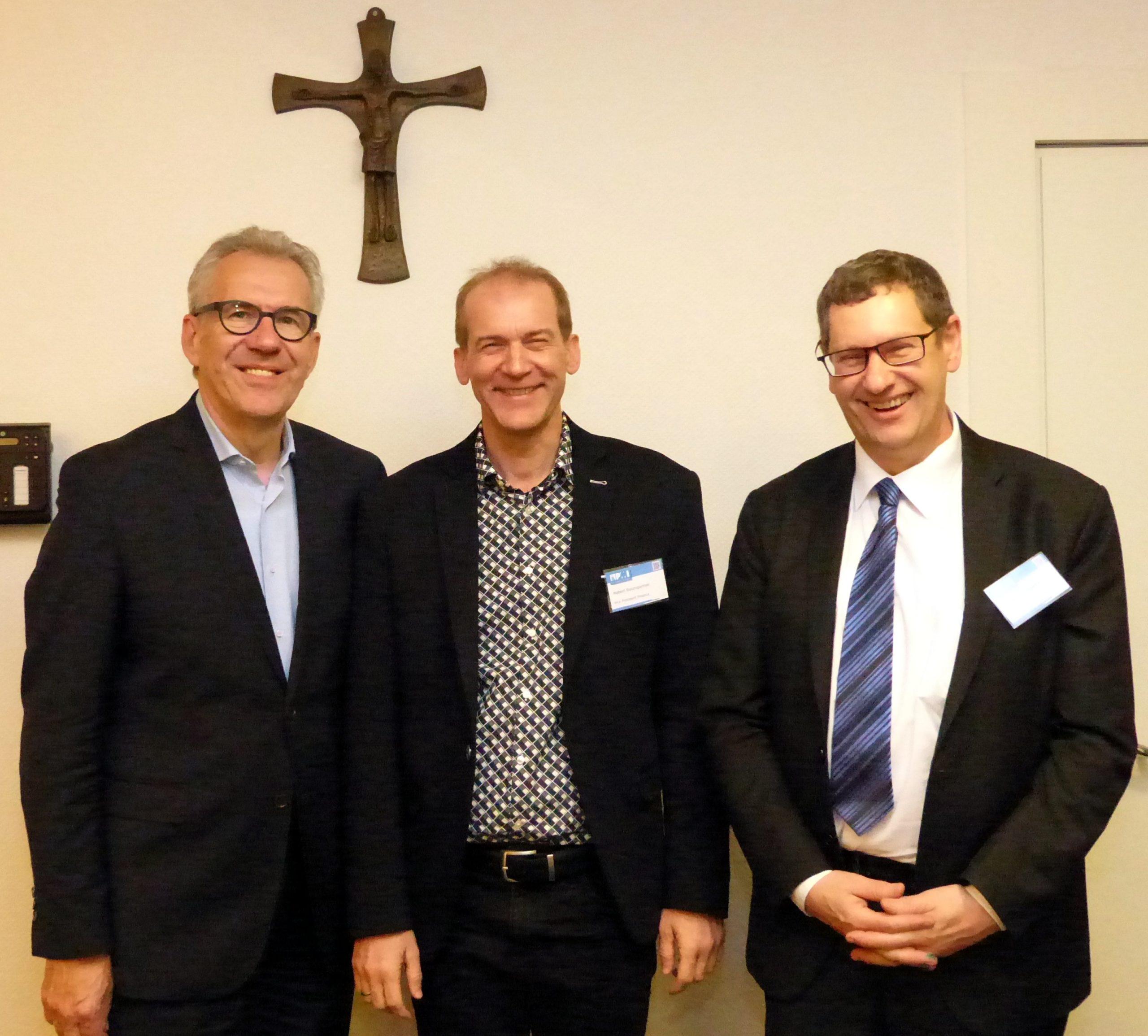 Retrospektive: 60 Jahre Brot für die Welt und 15 Jahre PMI Köln Chapter e. V. am 7. Dez. in Köln