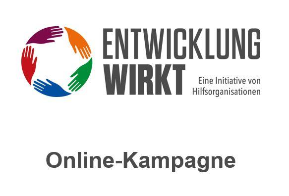 """Rückblick """"Entwicklung wirkt""""- eine Online-Kampagne von fünf Hilfsorganisationen am 18. Dez. 2020"""